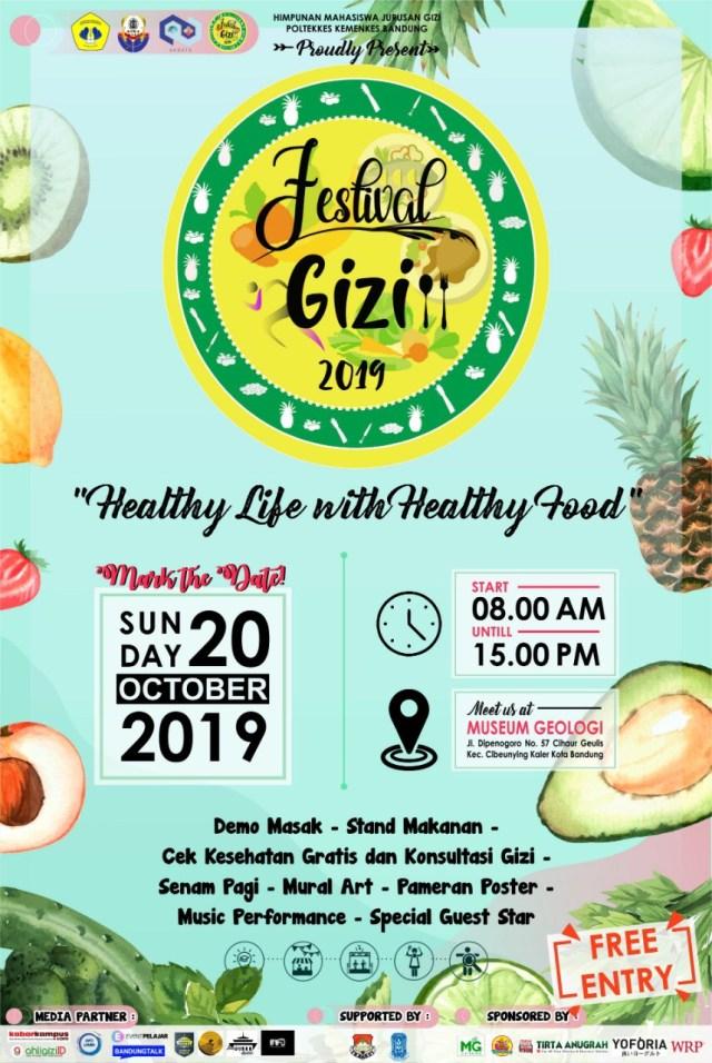 FESTIVAL GIZI 2019