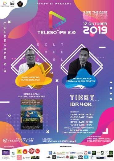 TELESCOPE 2.0