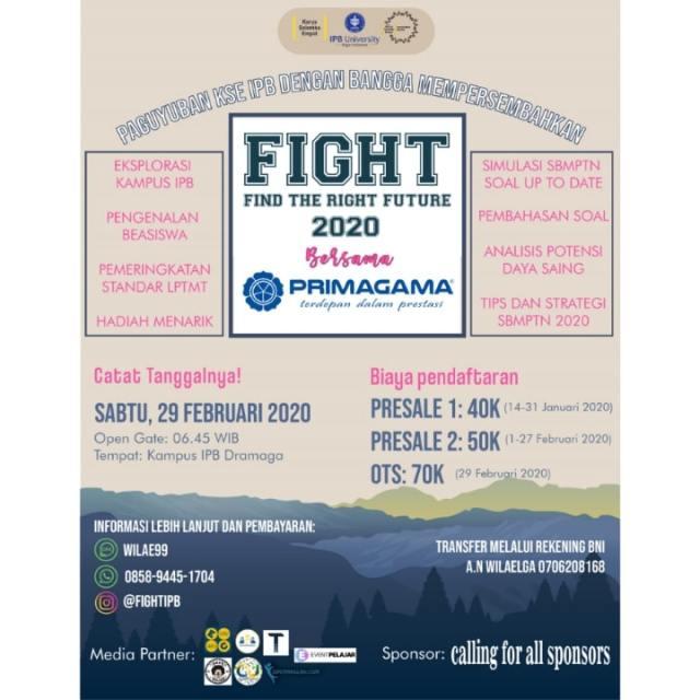 Simulasi SBMPTN FIGHT 2020