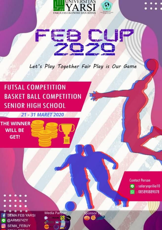 FEB CUP 2020