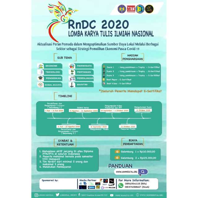 Research and Development Competition 2020