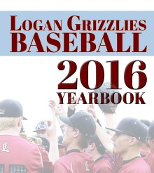 Baseball Hardbound Yearbook