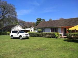 event ground and accomodation in Nakuru