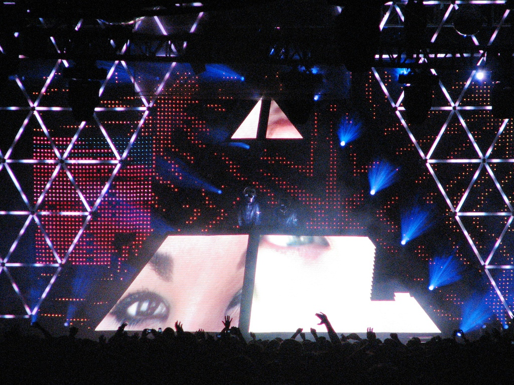 Five Greatest Coachella Performances Eventraveler Blog