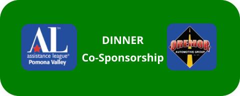 Dinner Co-Sponsors