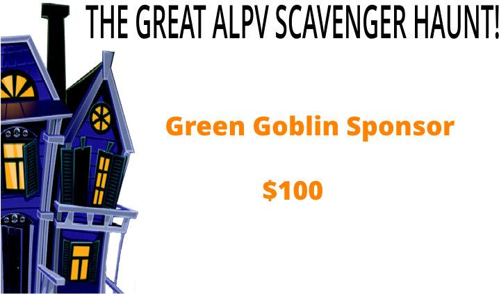 Green Goblin Sponsor