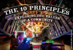 Burning Man Ten Principles