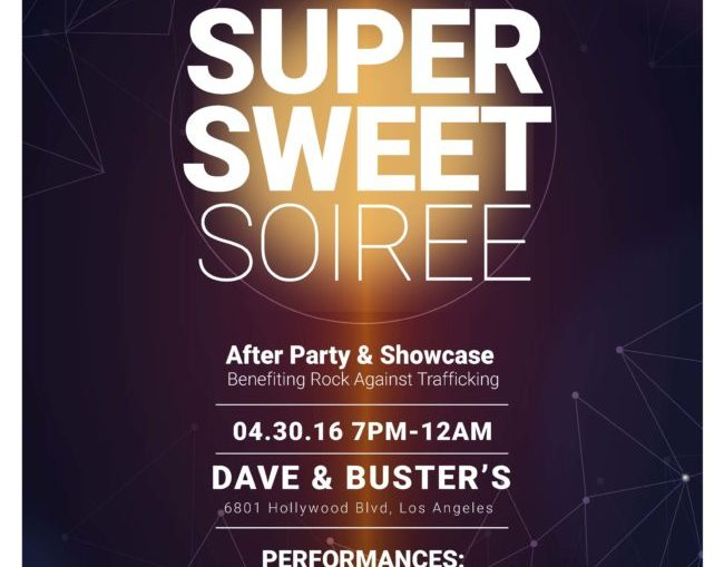Nitanee Paris' Super Sweet Soiree