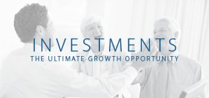 Investments - The Ultimate Growth Opportunity