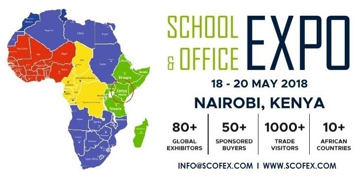 School & Office Expo, 18-20 May 2018, Nairobi Kenya