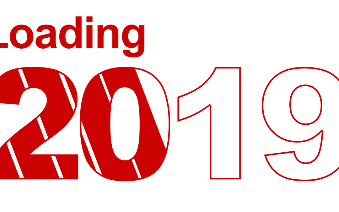 2019 Event Listings – Packages Discounted until 31st Jan 2019