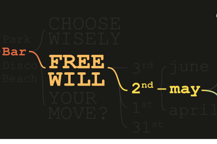 Free Will – Ar in a Bar