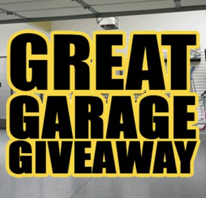 Great Garage Giveaway