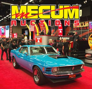 Mecum Auctions Sweepstakes