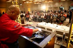 Chef Ahmed Azizy Demo 1