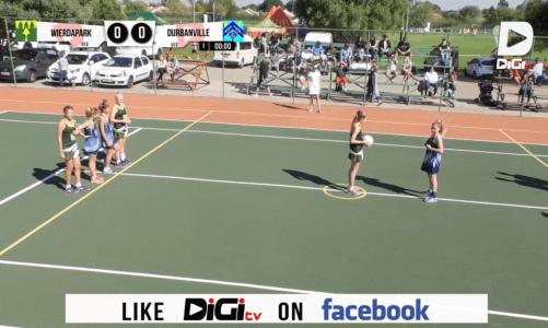 Wierda Park u/13 vs  Durbanville u/13