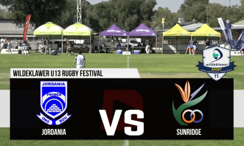 Jordania u/13 vs Sunridge u/13
