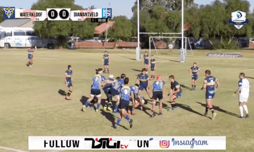 Diamantveld u/15 VS Waterkloof u/15