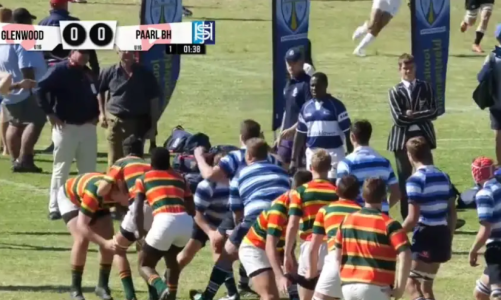 Glenwood u/16 VS Paarl Boys' High u/16