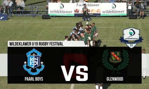 Highlights – Paarl Boys vs Glenwood