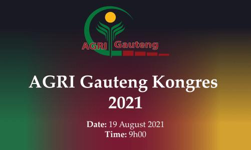 Agri Gauteng Kongres 2021
