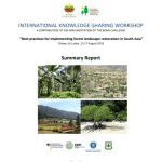 Best practices for implementing forest landscape restoration in South Asia