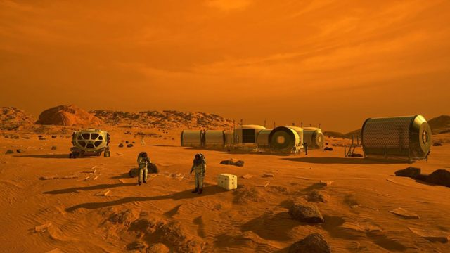 Humans on Mars: What Do We Need to Survive the Red Planet?   Events
