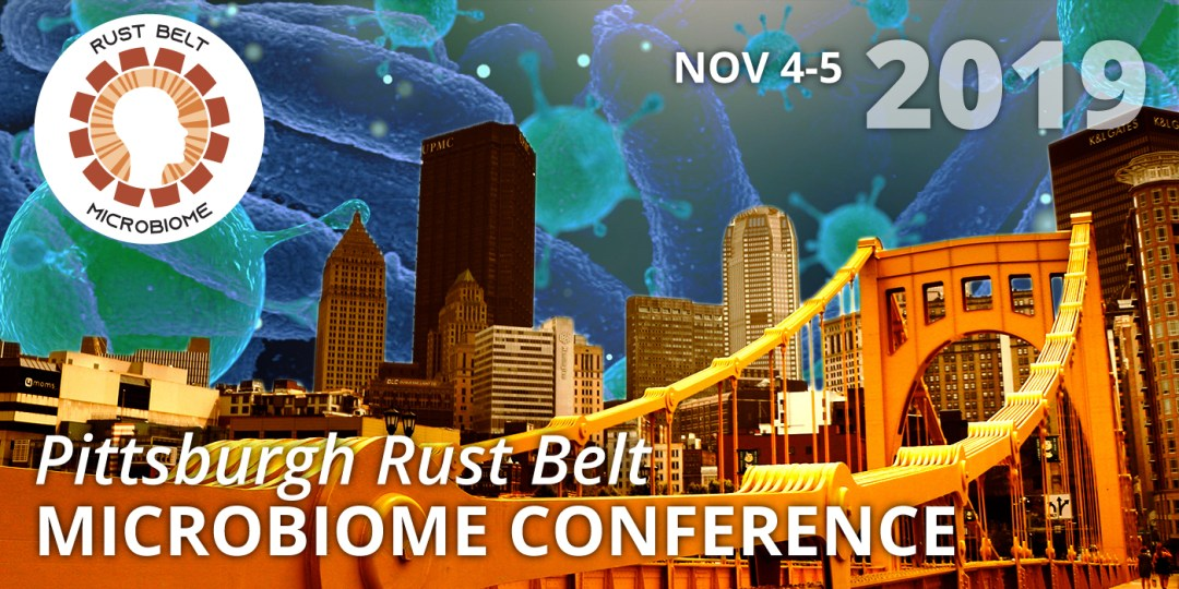 Pittsburgh Rust Belt Microbiome Conference