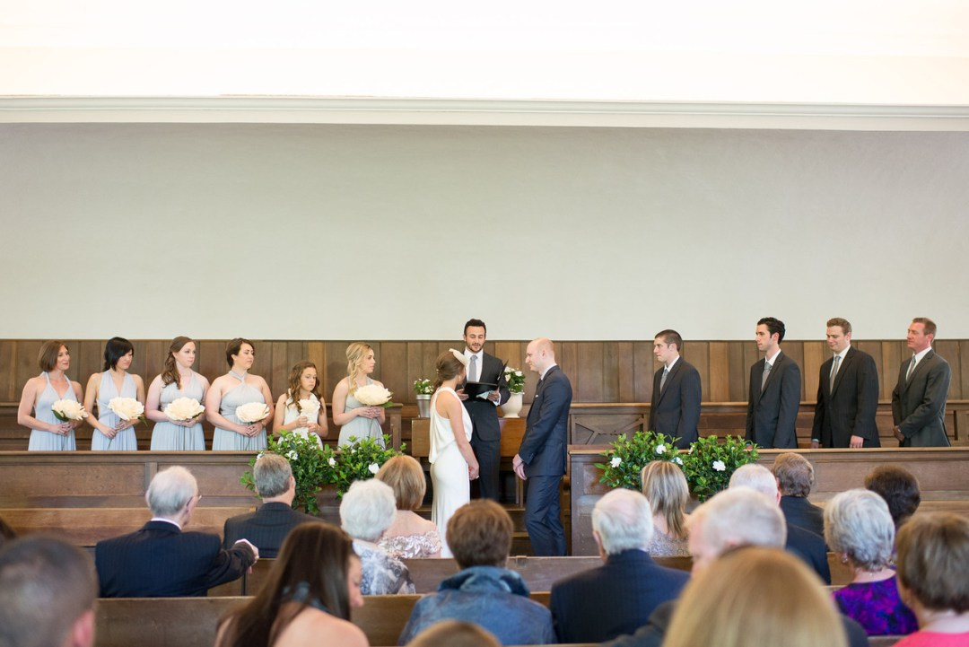 A marriage in our wedding venue