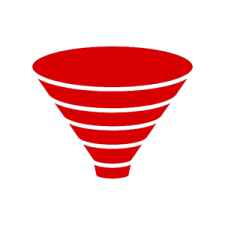 Ripcurrent Content Marketing Services Funnel Icon