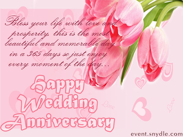 Free Wedding Cards Anniversary