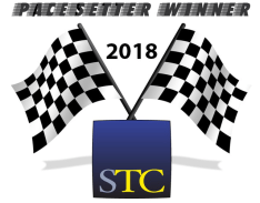 STC Pacesetter Winner badge