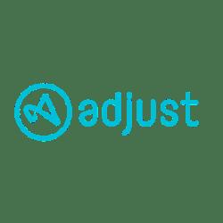 Adjust logo