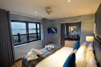 Lodge on loch Lomond Carter Suite