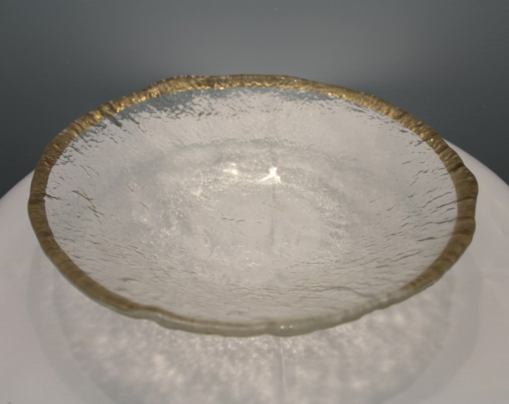 Gold Edge Bowl Image
