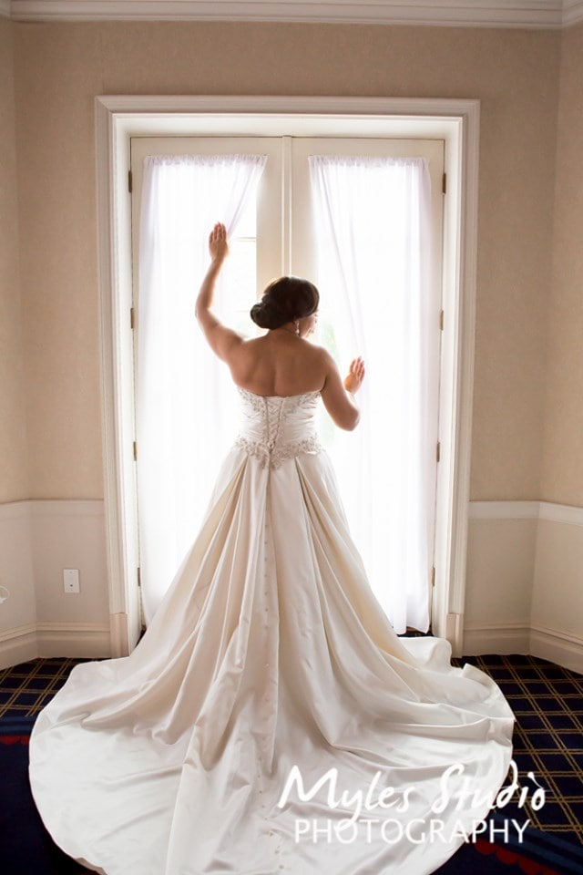 Bridal Suite at VIP Country Club in New Rochelle, NY