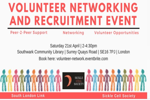 Volunteer Networking & Recruitment Event - Events for London