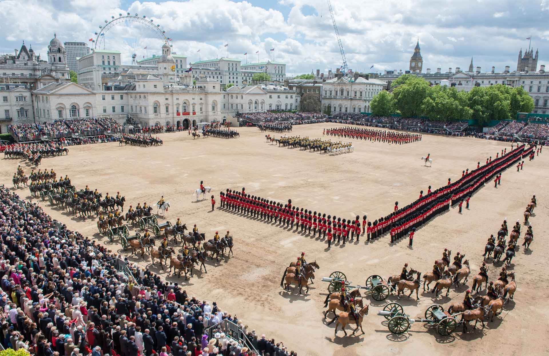 Trooping - Events for London