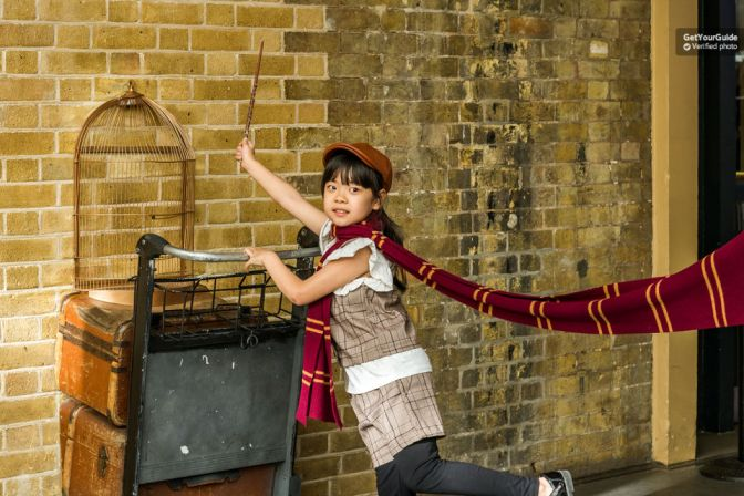 Events in London - Harry Potter Tour in London