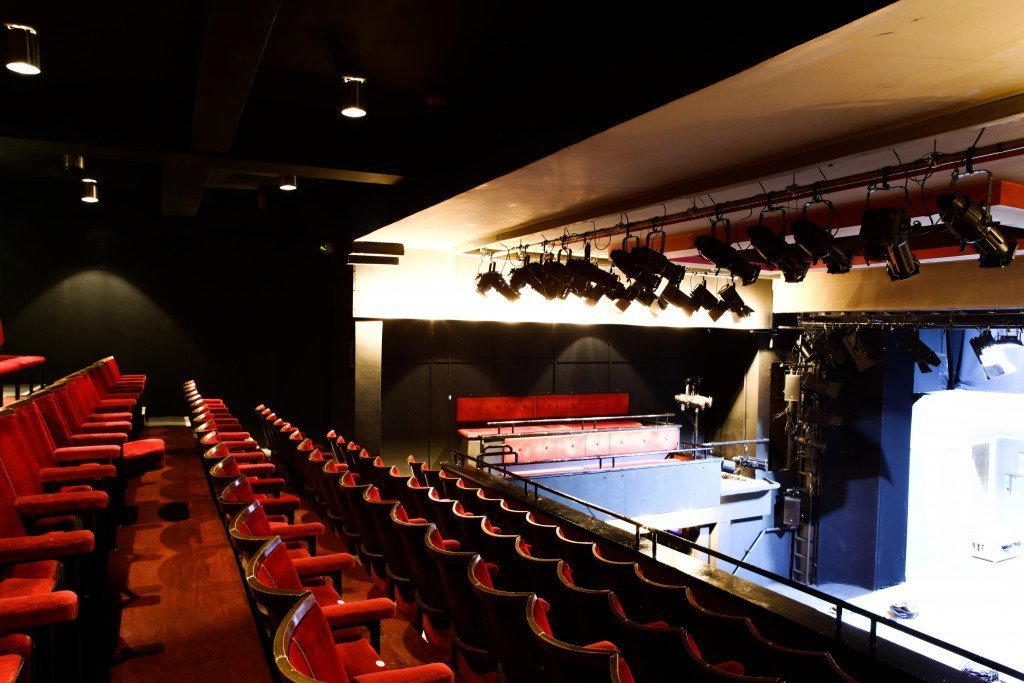To Show a Thatre Venue in London