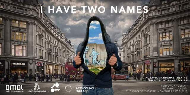 i have two names