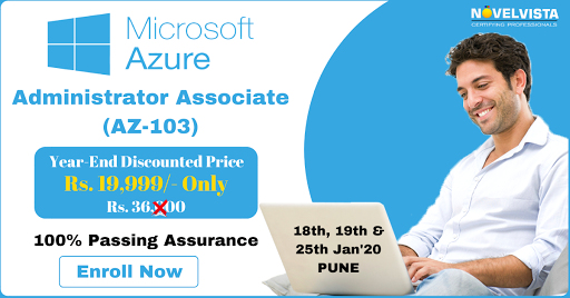 Microsoft Azure Admin Associate Training Amp Certification