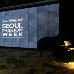 Seoul Fashion Week VIP cocktail reception_pianist