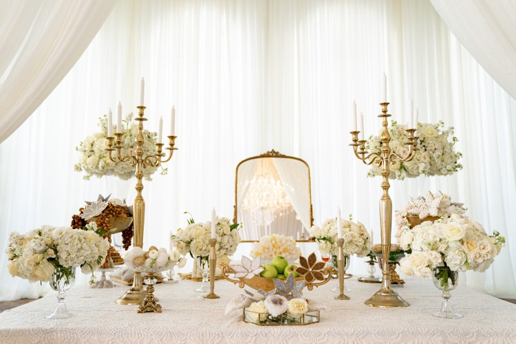 Wedding Sofre - EventsLYFE Event and Wedding Planning