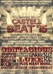 castell beat