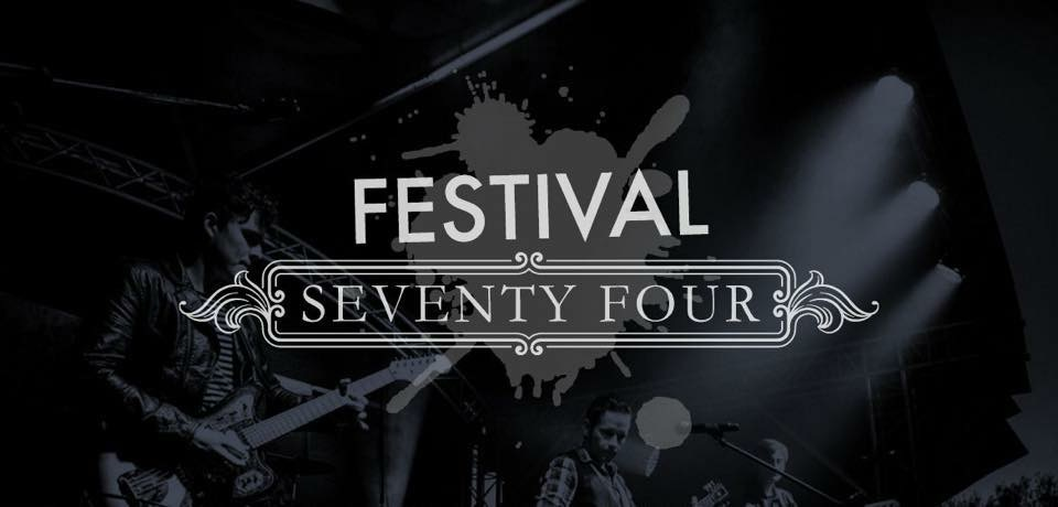 FESTIVAL 74 || 30th July || Broadway, Caerleon || 1pm ||