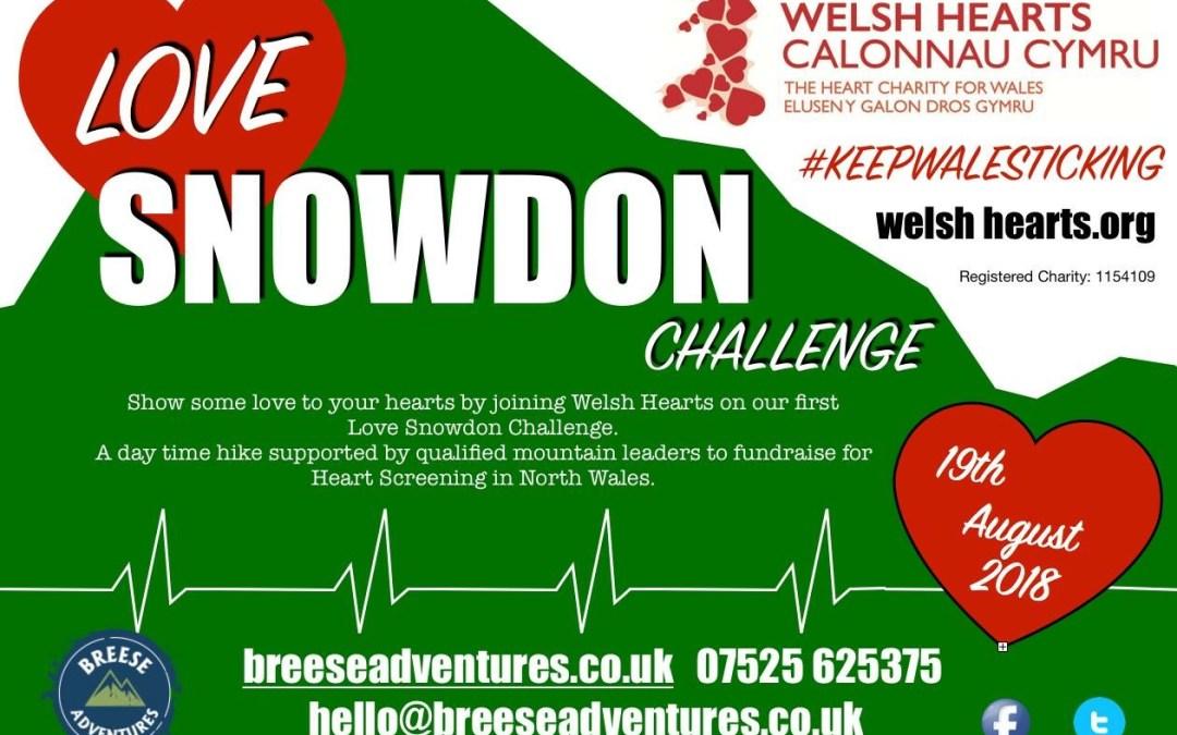 Love Snowdon