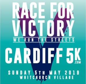 Cardiff 5K - Race For Victory 2019 - EventsnWales | Fitness