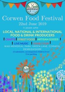 Corwen Food Festival