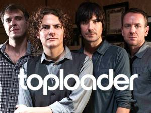 Toploader at The New Crown, Merthyr Tydfil @ The New Crown Inn